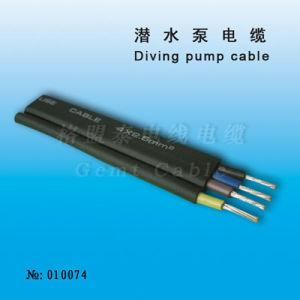 Shenzhen Gemt Hot Sale Diving Pump Cable (010074) pictures & photos
