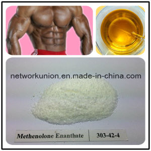Primoject 100 Injectable Anabolic Primobolan Depot Steroids 303-42-4 Methenolone Enanthate 100mg/Ml pictures & photos