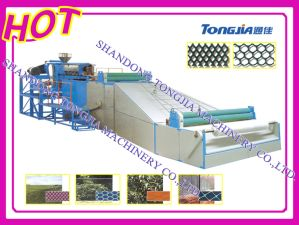 Plastic Geonet Making Machine (JG-YZW) pictures & photos