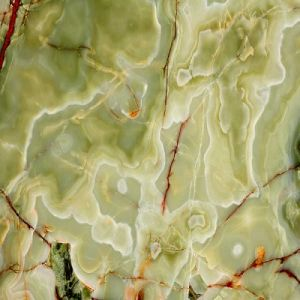 Popular Slab Green Onyx Marble Price for Floooring/Wall pictures & photos