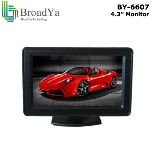 """4.3"""" Stand Monitor (BY-6607)"""