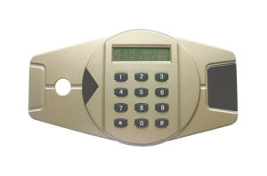 Electronic Safe Locks with LCD Display Screen pictures & photos