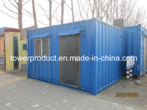 Non-Demountable Container House (MG-NDCH04) pictures & photos
