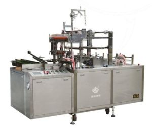 Cellophane Over Wrapping Machine (LS-400) pictures & photos