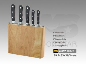 Forged Handle Series Kitchen Knife (MSF7-16041) pictures & photos