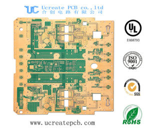 Low Price Multilayer PCB Boards with UL&ISO&RoHS pictures & photos