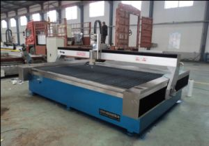 Bridge Type Waterjet Machine (SQ2515) pictures & photos