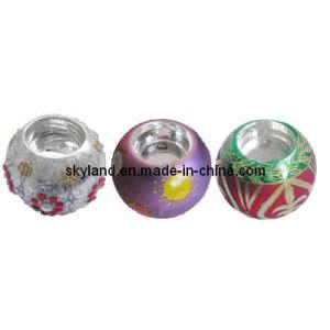 Decorative Tea Light Glass Candle Holder