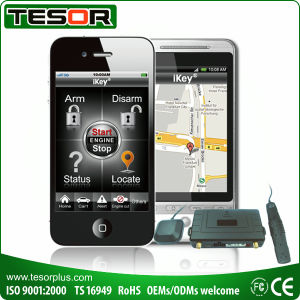 Smartphone Interface GPS Tracker (SM200)