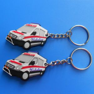 Custom Rubber PVC Car Shape Key Ring (ASNY-JL-KC-13012602) pictures & photos