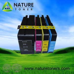 Compatible Ink Cartridge 711BK/C/MY (CZ130A-CZ133A) for HP Designjet T120, T520 pictures & photos