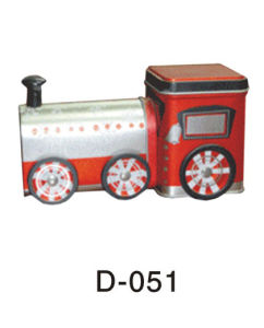 Gift Tin Can (D-051)