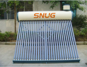 Solar Water Heating, CE High Quality pictures & photos