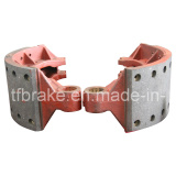 Customized Drawing Design Cast Iron Brake Shoe