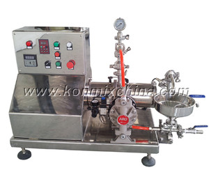 Laboratory Type Horizontal Bead Mills pictures & photos