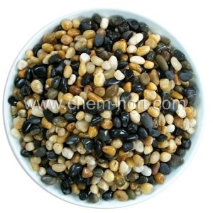 Variegated Pebble for Water Treatment with Awwa, F08 Series pictures & photos