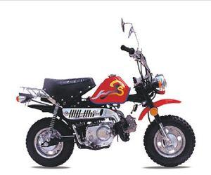 50CC/70CC/110CC Dirt Bike, Motocross (GM50Q-2) pictures & photos