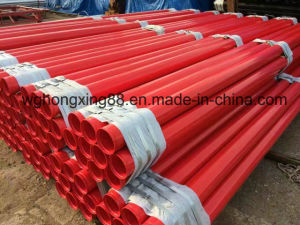 Antiseptic Paint Coating Steel Tube pictures & photos