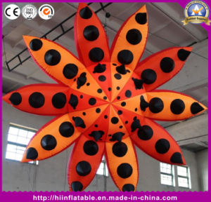 Colorful Lighting Party Decorations Giant Inflatable Flower pictures & photos
