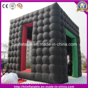 Black Good Quality Inflatable Booth Tent for Acticity pictures & photos