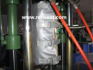 Vertical Extruder Thermal Jacket pictures & photos