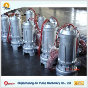 Stainless Steel Centrifugal Submersible Sewage and Waste Water Pump pictures & photos