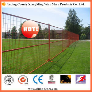 2015 Canada Style Welded Temporary Fence for Sale pictures & photos