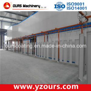 High Quality Paint Coating Line pictures & photos