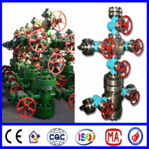 API Wellhead and Christmas Tree for Oil Drill Rig