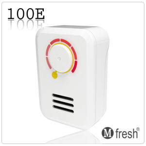 Mfresh 100e Mini Ionizer Air Purifier with Color Night Light (YL-100E) pictures & photos