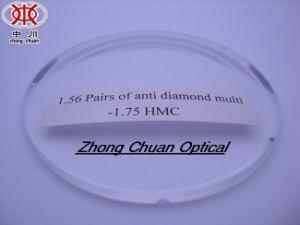 Optical Lens Index 1.56 Single Vision UV400