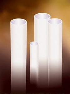 Opaque Quartz Glass Tube