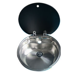 China rv sink with lid for caravan motorhome camper trailers and boat china kitchen sink rv sink - Caravan kitchen sink ...
