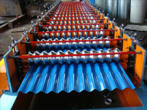 Rolled Forming Machine Making Building Material pictures & photos