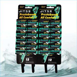 Disposable Shaving Blade Razor Set (KL-9321L) pictures & photos