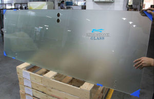 3-12mm Tempered Frosted Glass