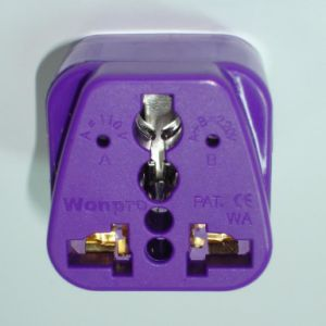 Universal Travel Adapter (WAvs-6)