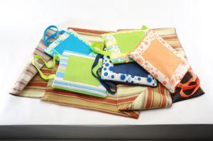 Fleece Travel Blanket Folded as a Carry Bag (CA0873)