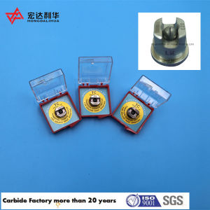 Tungsten Carbide Spray Nozzle Tips From Zhuzhou pictures & photos