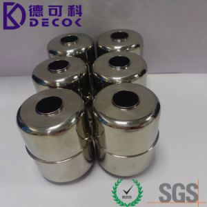 Factory Supply 304 316L Stainless Steel Magnetic Hollow Float Mirror Metal Ball pictures & photos