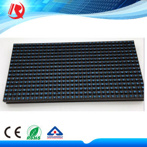 Outdoor P10 Blue Color LED Module pictures & photos