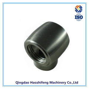 CNC Machining High Pressure Pipe Fitting for Manufacturer pictures & photos