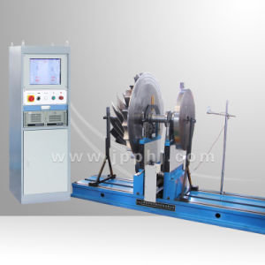 Hard Bearing Dynamic Balance Machine for Milling Rotors pictures & photos
