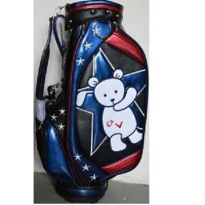 2014 New Design Golf Bag/ Bear Golf Cart Bag Black pictures & photos