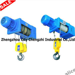 300kg Electric Hoist Wire (AC 220V) pictures & photos