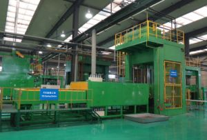 Fortune Automatic Car Interior Equipment Production Line pictures & photos