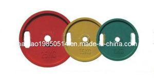Rubber Handbell Plate