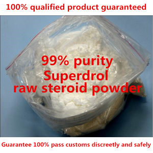 99% Purity Muscle Gain Weight Loss Steroid Hormone Methyldrostanolone Superdrol Powder pictures & photos