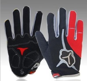 Full Finger Cycling Glove pictures & photos