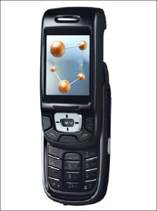 Brand Mobile Phone D500